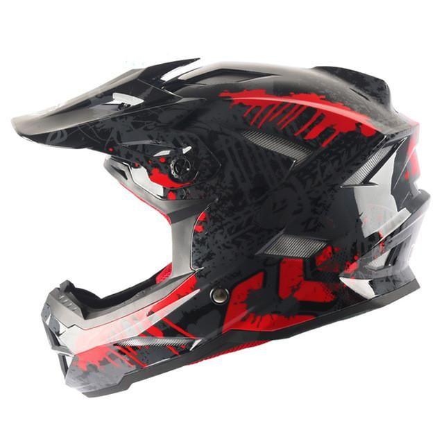 Casco Thh Motocross Capacete Lightweight Full Face Helmet Dh Mtb Off Road Motorbike Motorcycle Helmets Fox Helemt Helmet Motorcycle Helmets Motocross
