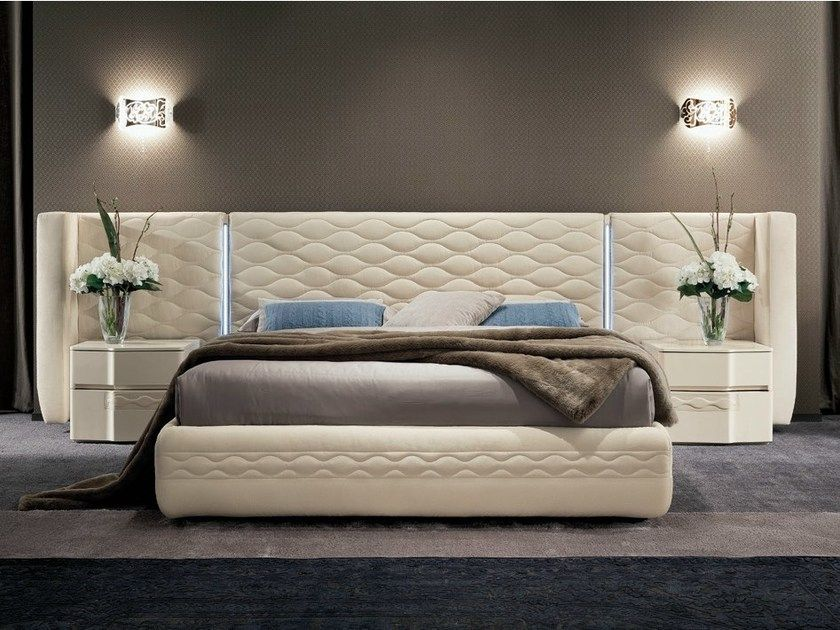 Download the catalogue and request prices of Chanel bed