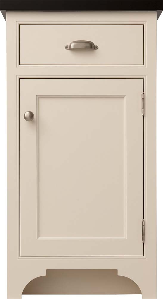 Newport Crown Point Door Styles Beaded Comparison Inner Edge