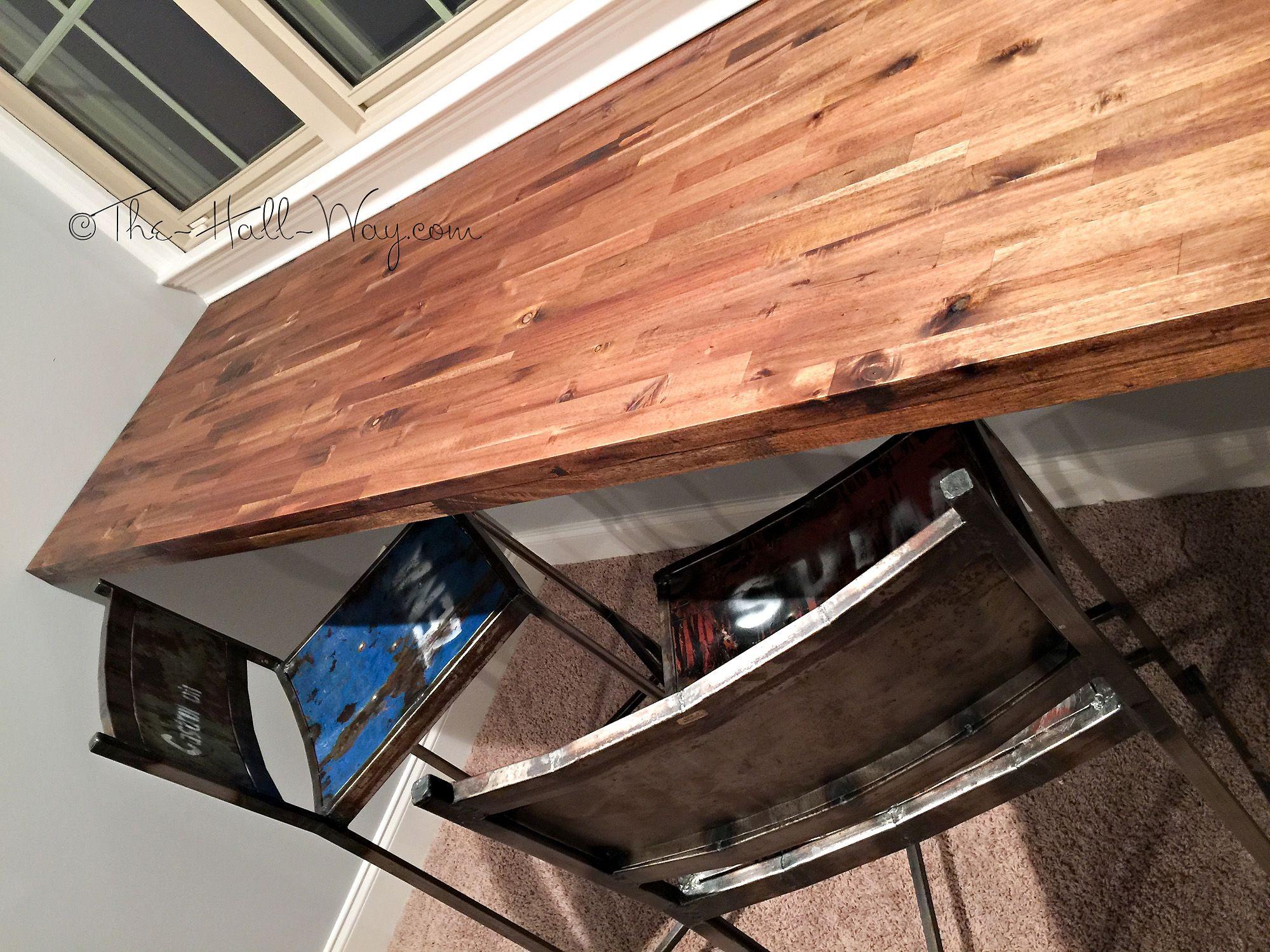 Acacia Bar Desk