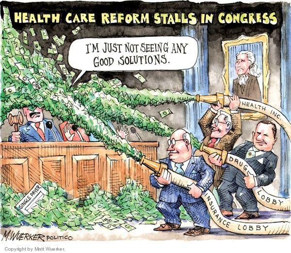 Single Payer Cartoons Physicians For A National Health Program