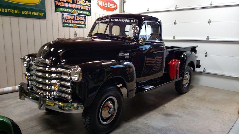 1951 Chevrolet Napco 3 4 Ton K5 Davenport 2020 In 2020