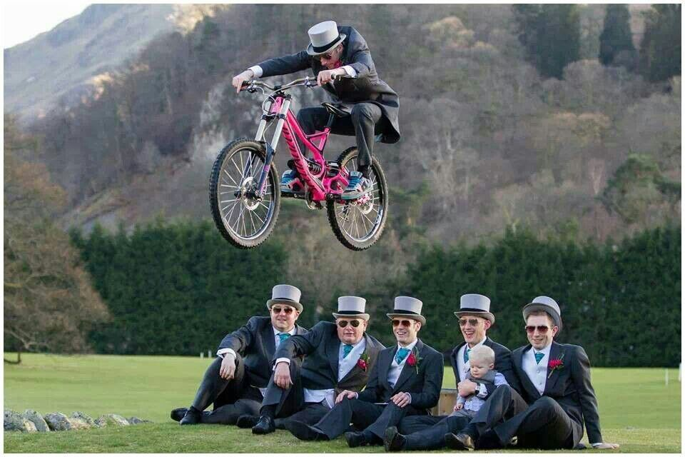 mtb wedding ride pinterest wedding bicycle