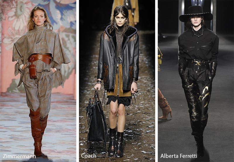 Fall Winter 2018 2019 Fashion Trends Fall 2018 Trends Fashion