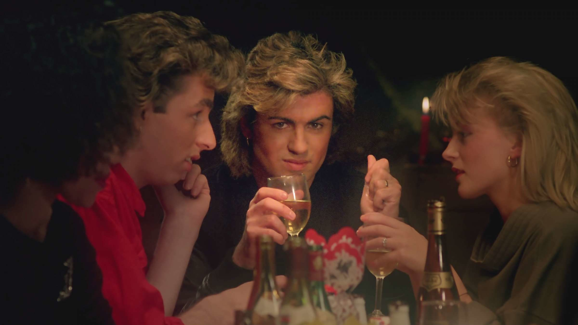 Wham!'s Iconic 'Last Christmas' Video Has Been ReReleased