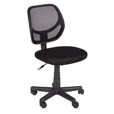 Black Mesh fice Chair at Big Lots