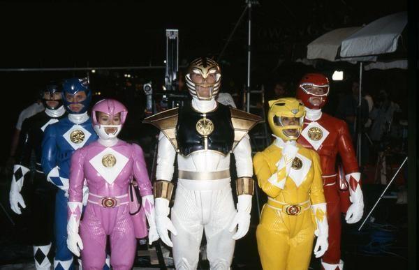 Pin on Power Rangers Movie Costume
