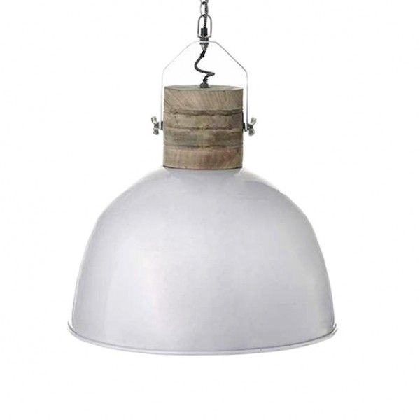 Hanglamp Nordic L Wit Verschillende kleuren Label 51