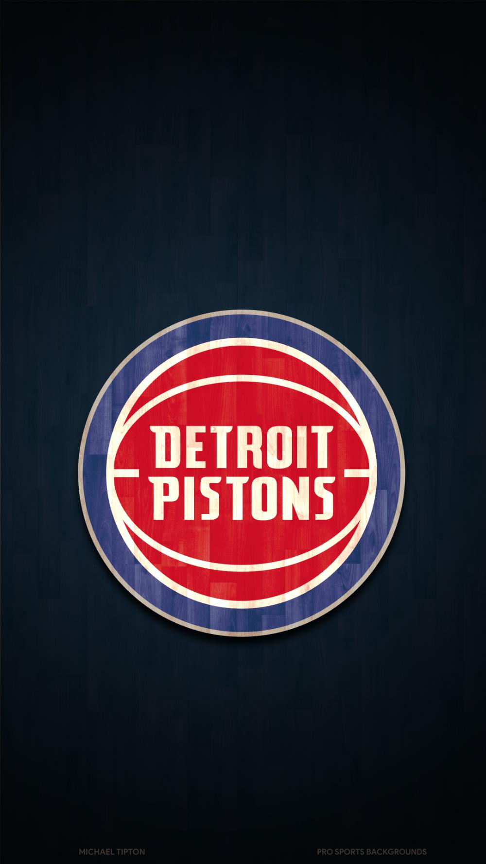 Detroit Pistons Wallpapers Detroit pistons, Detroit, Pistons
