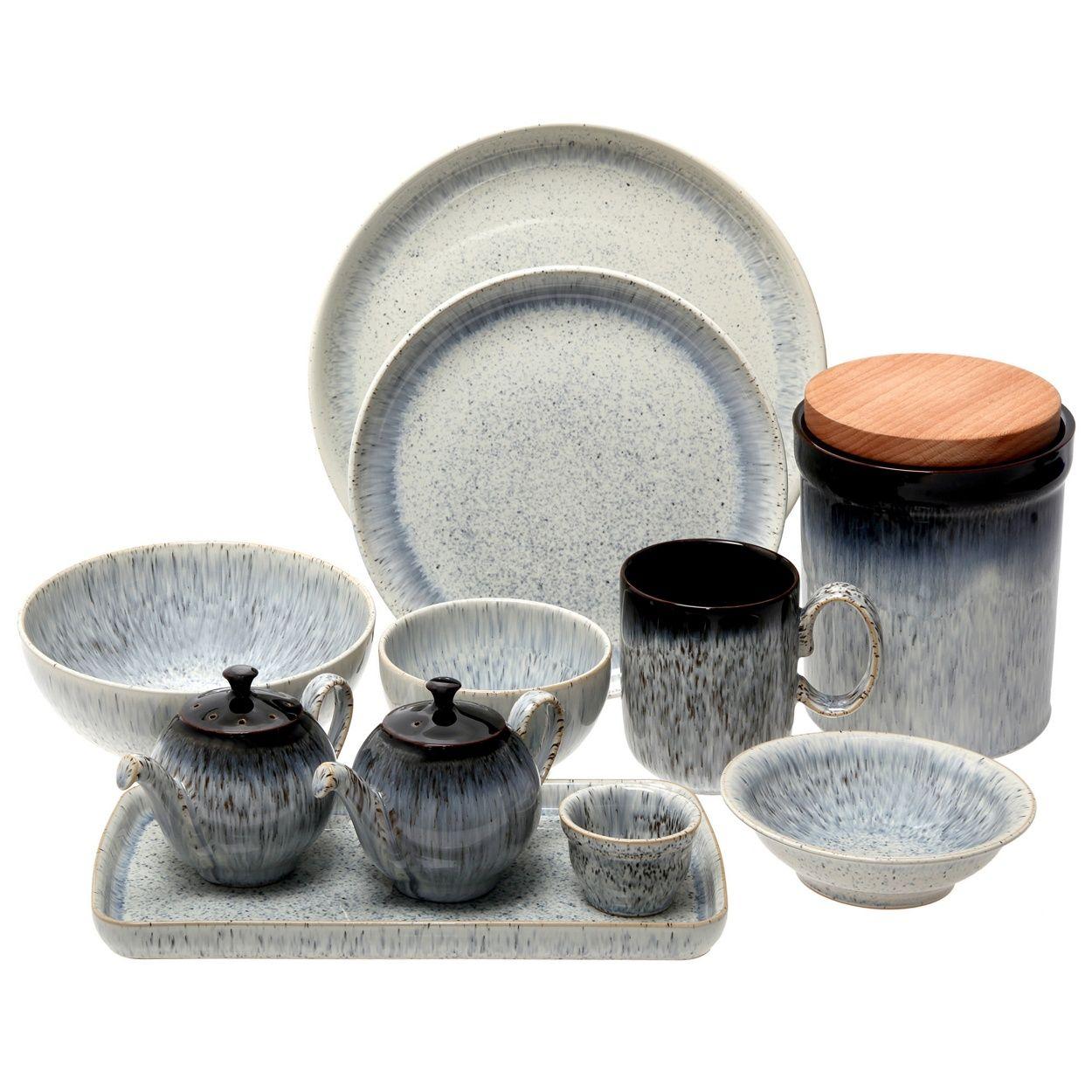 Denby \u0027Halo\u0027 dinner plate - Plates - Dinnerware - Home \u0026 furniture -  sc 1 st  Pinterest & Denby Denby \u0027Halo\u0027 side plate- at Debenhams.com | Ceramics/Crockery ...