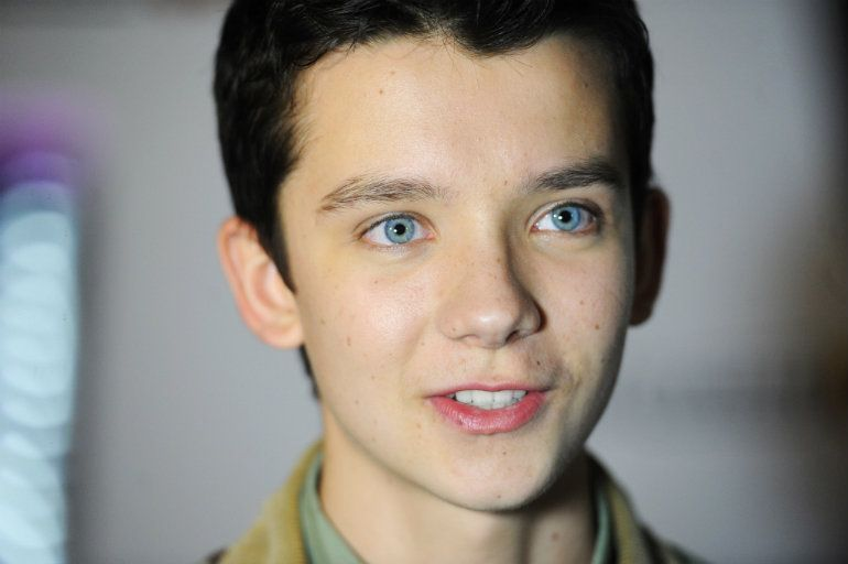 asa butterfield биография