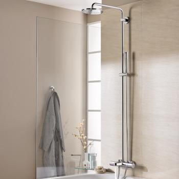Grohe Rainshower System 210 Duschsystem mit Thermostat