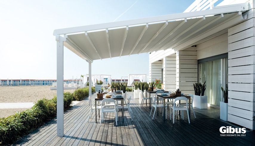 Med Unica by Gibus (With images) | Outdoor living, Pergola ...