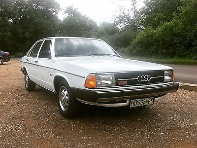 Ebay 1977 Audi 100 Gls 5e 2 2 Injection A Time Capsule