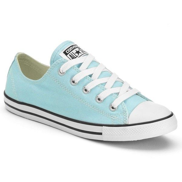 6d3c1f7aa1cb Women s Converse Chuck Taylor All Star Dainty Sneakers ( 55) ❤ liked on  Polyvore featuring shoes