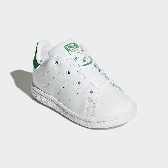 cheap for discount 5111e b7dd1 Stan Smith Shoes Running White 8K Kids