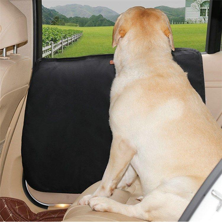 ペット用ドアガード 自動車用ドアプロテクター 爪傷防止 保護 汚れ防止 取り付け簡単 2枚 ペット用ドア ペット ペット用品