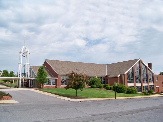 St. Benedict Church, Bedford Street, Johnstown, PA | Johnstown, Bedford  street, St benedict church