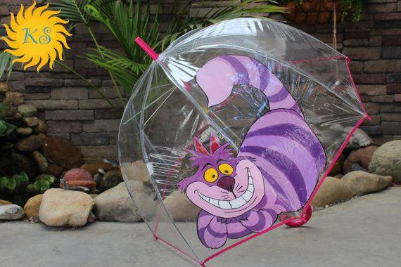 Disney Umbrellas Almost Too Beautiful To Use