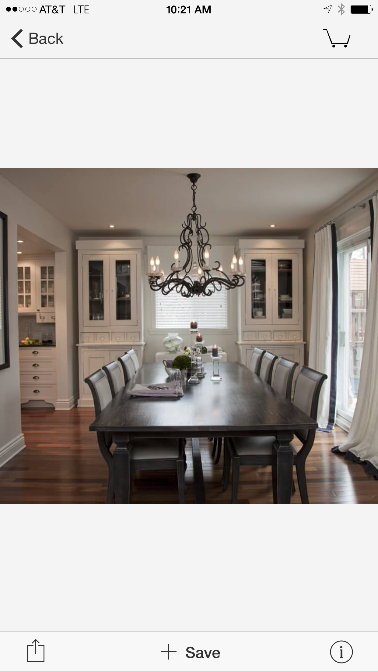 Pin by Michele Johns on Dining Room / Butler's Pantry ... on Living Room Wall Sconce Ideas For Dining Area id=97185