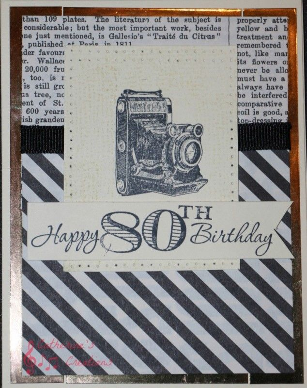 This Birthday Card Is For The Photographer Father Of A Friend Of