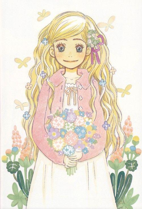HONEY AND CLOVER Manga & Anime Figuren Hanamoto Hagumi