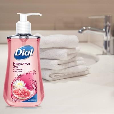 Dial Himalayan Pink Salt Hand Soap 7 5oz Himalayan Pink Salt