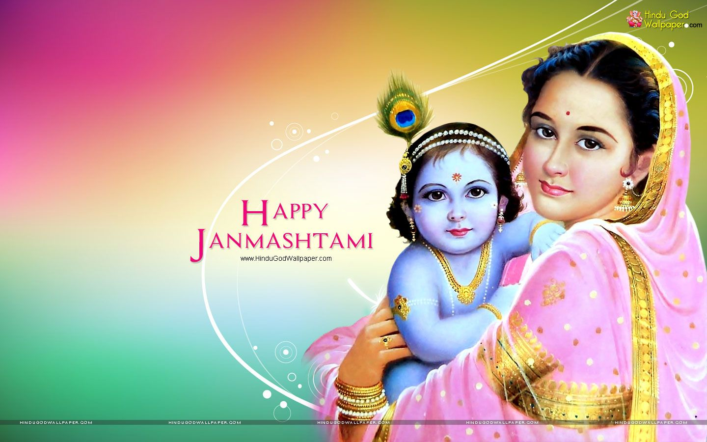 Free Krishna Janmashtami Wallpaper Galleries For Your Computer Desktop And Hd Happy Janmashtami W Janmashtami Wallpapers Janmashtami Images Krishna Janmashtami
