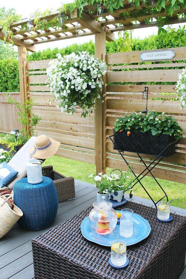 Backyard Patio - Creating a Relaxing Retreat images