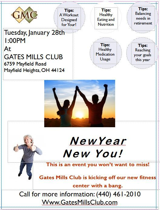 Seminar To Help Seniors With Their Goals And Objectives For The