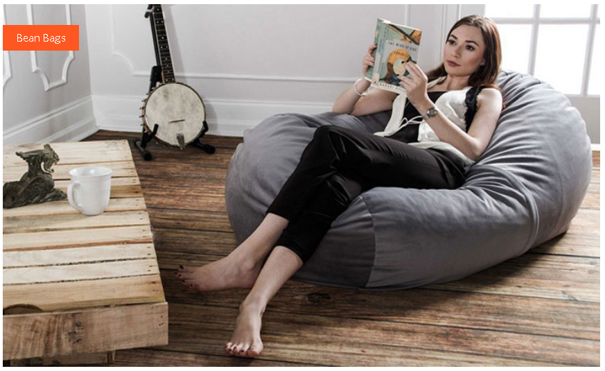 Prime 10 Best Giant Bean Bag Chairs Beds For Adults 2019 Bean Dailytribune Chair Design For Home Dailytribuneorg