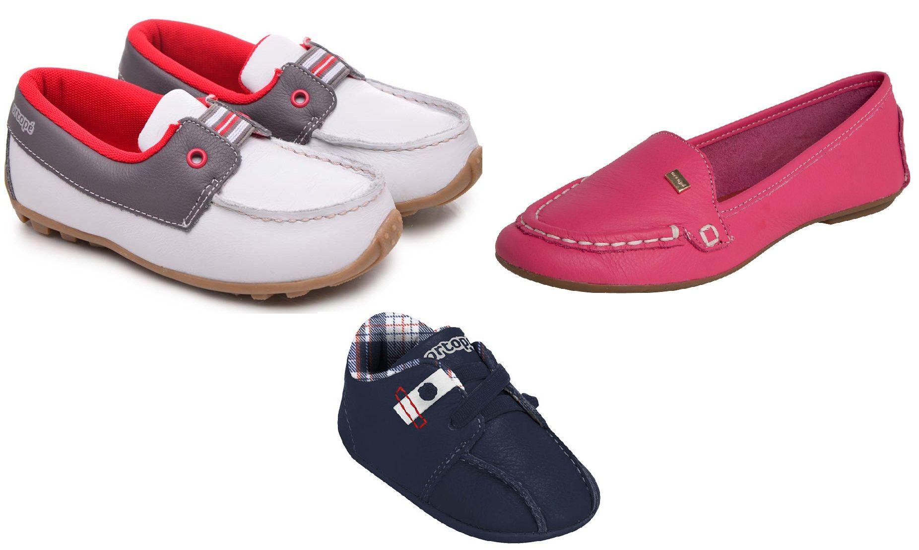 767c5675c sapatos-ortopé-rosa-menino-menina-infantil-mocassim-ortopédico ...