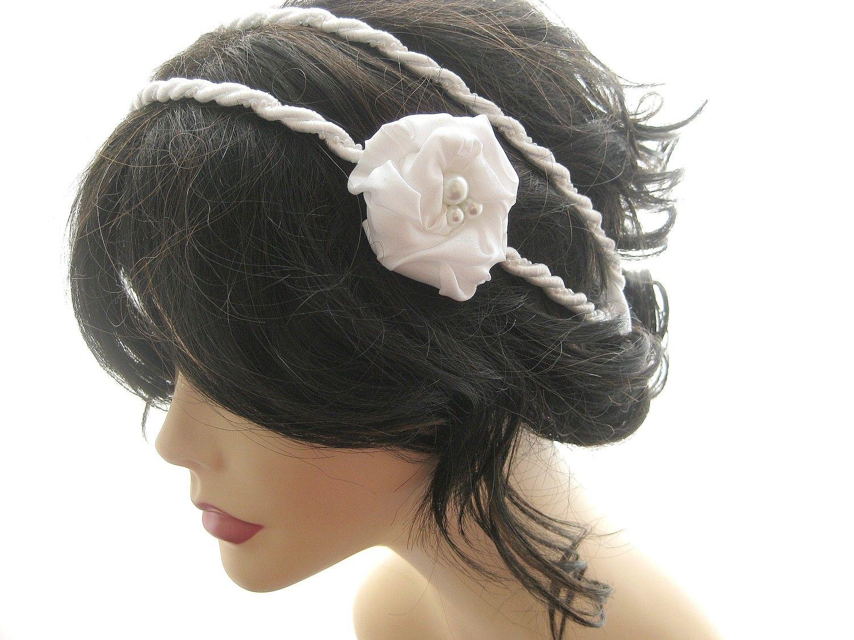 Cute hair piece wedding hair pinterest hair ribbons and