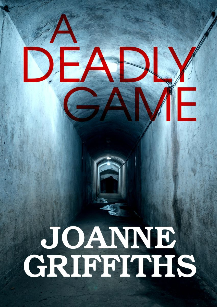 BlogTour Debut Review A Deadly Game by Joanne Griffiths