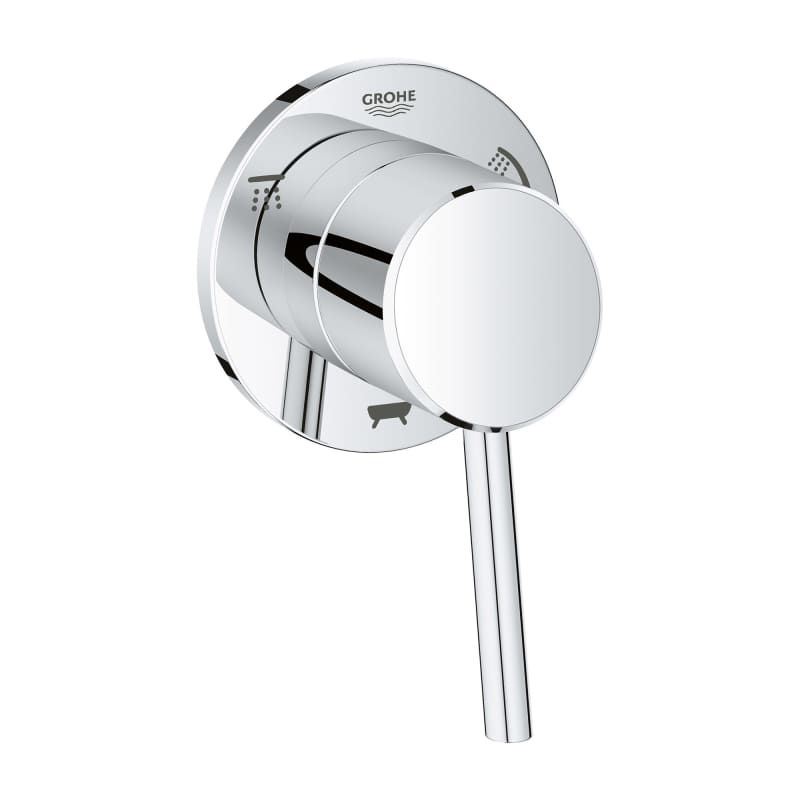 Grohe 29 106 Shower Faucet Faucet Shower Diverter