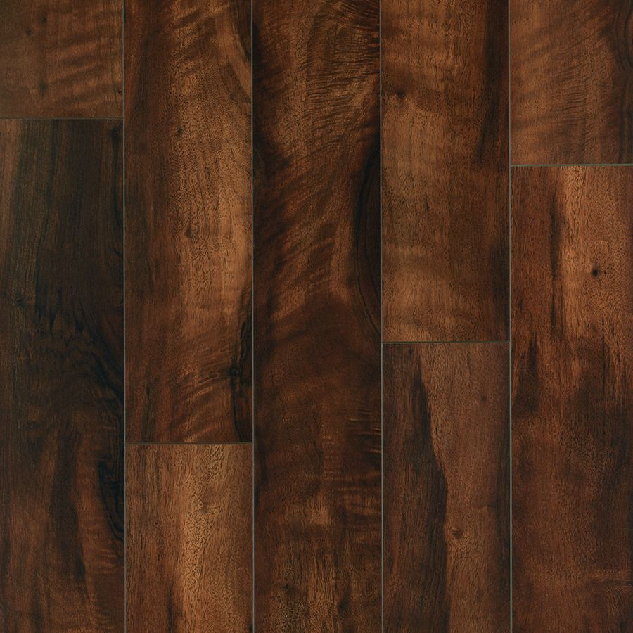 Pergo MAX Smooth Walnut Wood Planks Sample Mountain Ridge