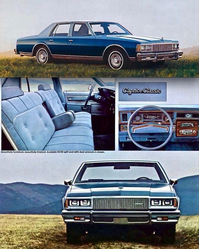 1979 Chevrolet Caprice Classic Caprice Classic Chevrolet Caprice Best Classic Cars