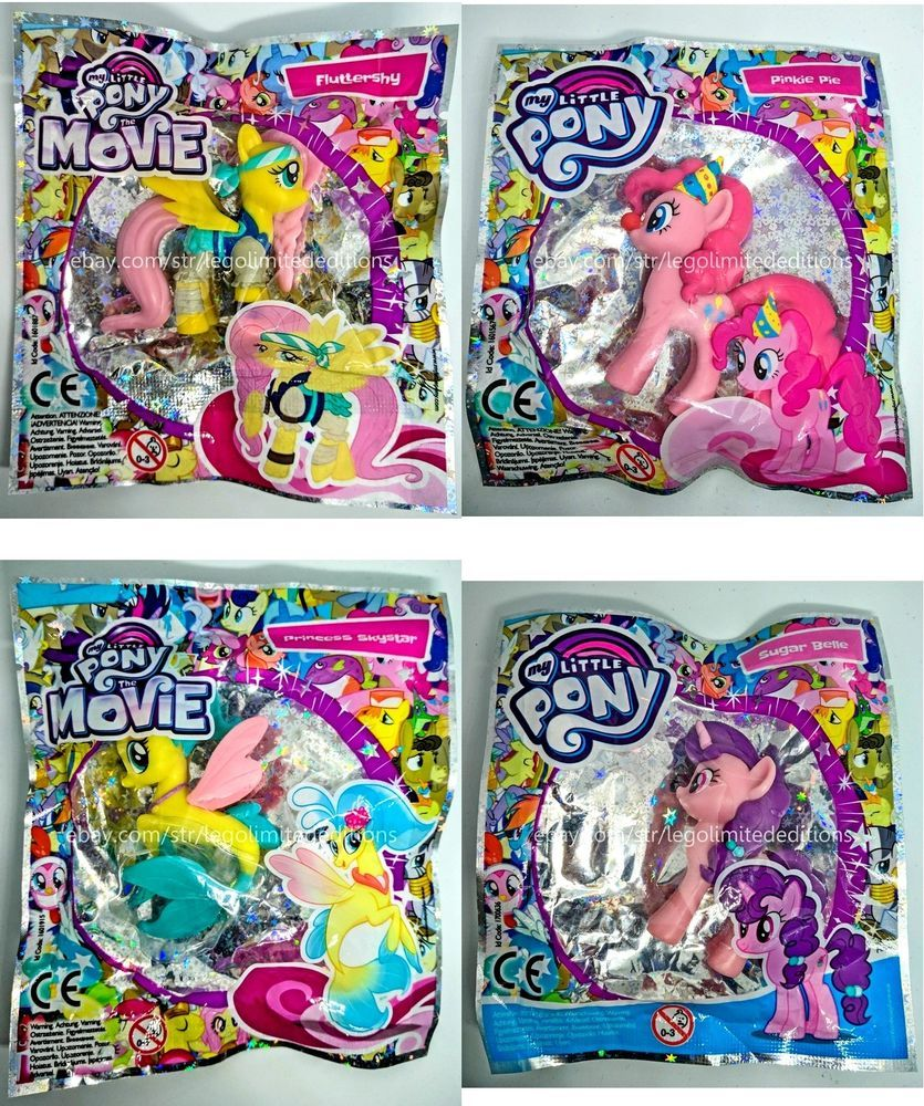 99cbfa05171 ORIGINAL HASBRO My Little Pony The Movie Limited Edition - from Egmont  Magazine  MyLittlePony  Toys  Gifts