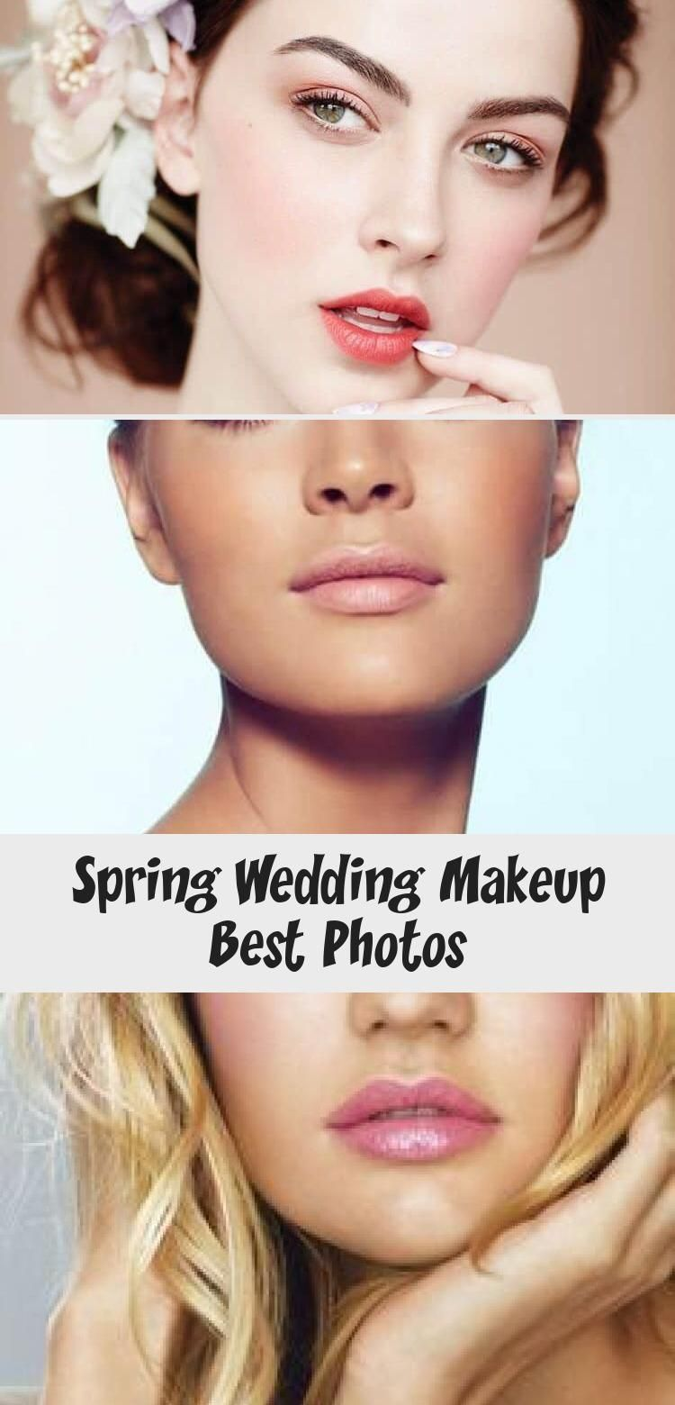 Spring Wedding Makeup Best Photos Pinokyo Nice Spring Wedding