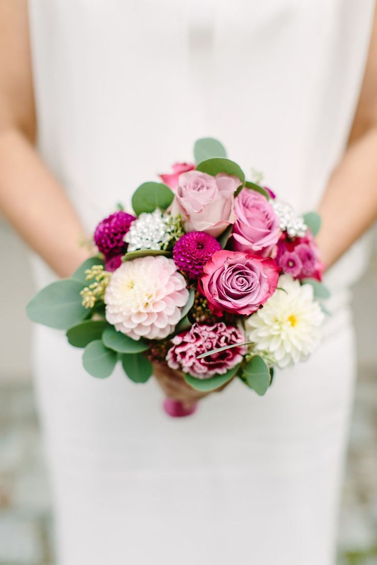 pink nosegay  pink posy  Beautiful Bouquets