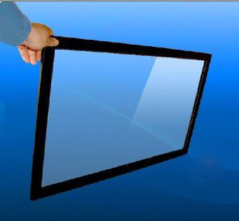 50 inch real 6 points IR multi touch screen overlay