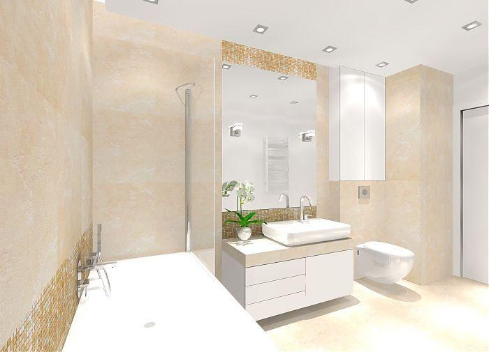 Jasna Nowoczesna łazienka Interiors In 2019 Bathtub