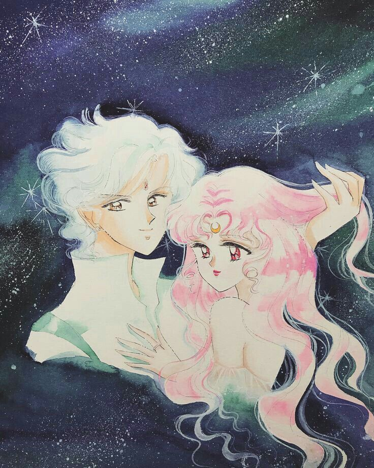Image in Sailor Moon ❤🐰 collection by Shep2000
