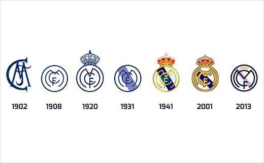 Concept Rebrand For Real Madrid Football Club Logo Designer Madrid Football Club Real Madrid Logo Real Madrid Football