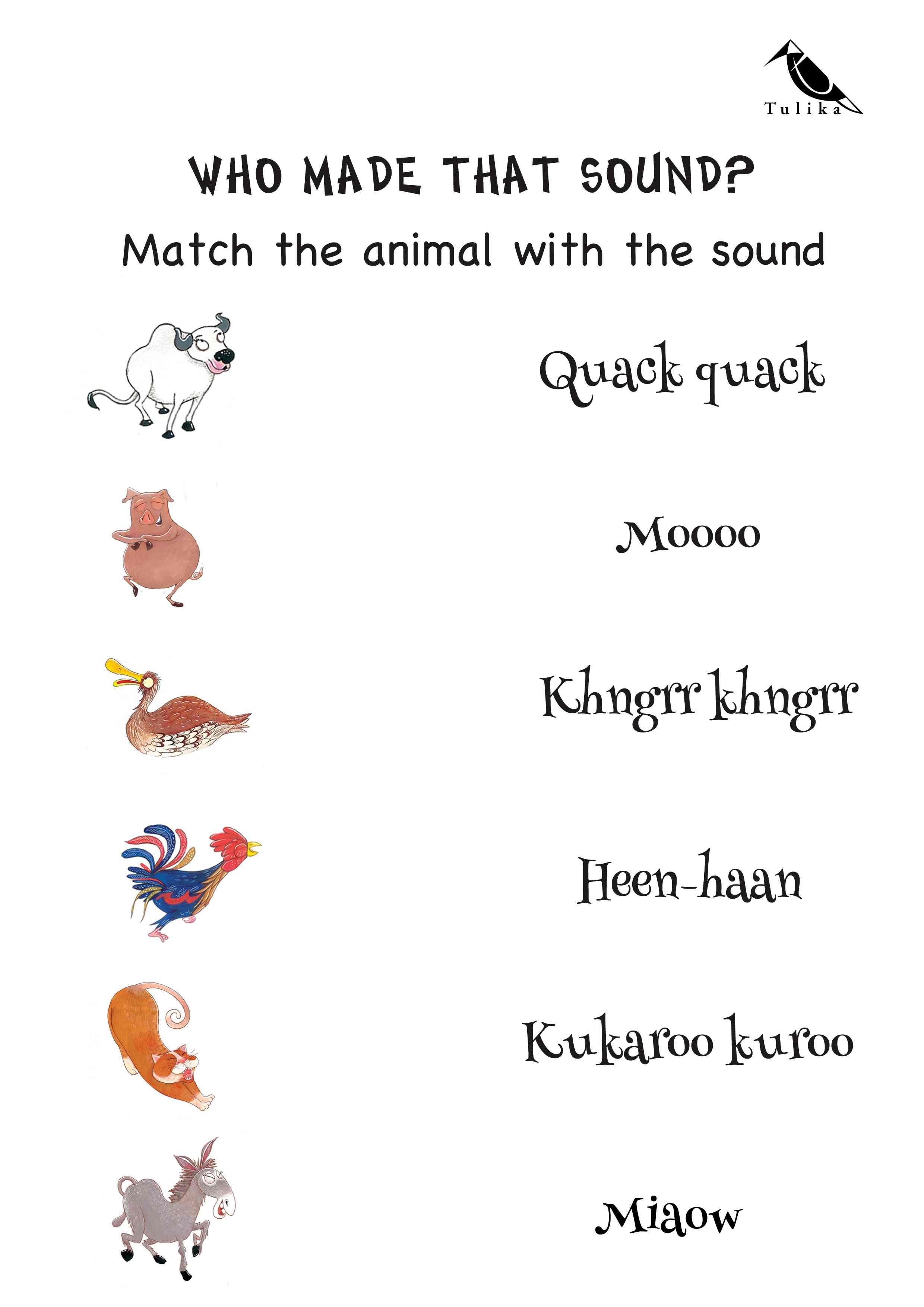 Animal Sound Worksheet For Kindergarten Worksheets Are An I In 2021 Kindergarten Worksheets Sight Words Kindergarten Phonics Worksheets Letter Recognition Worksheets Animal sound worksheet for kindergarten