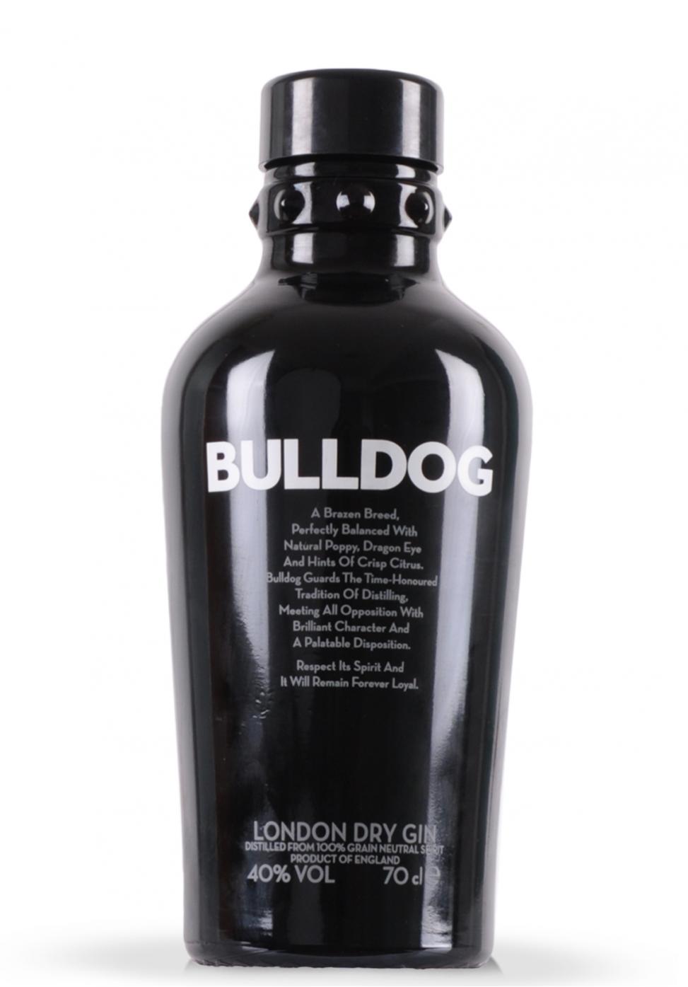 Gin Bulldog London Dry 0 7l London Dry Gin Dry Gin