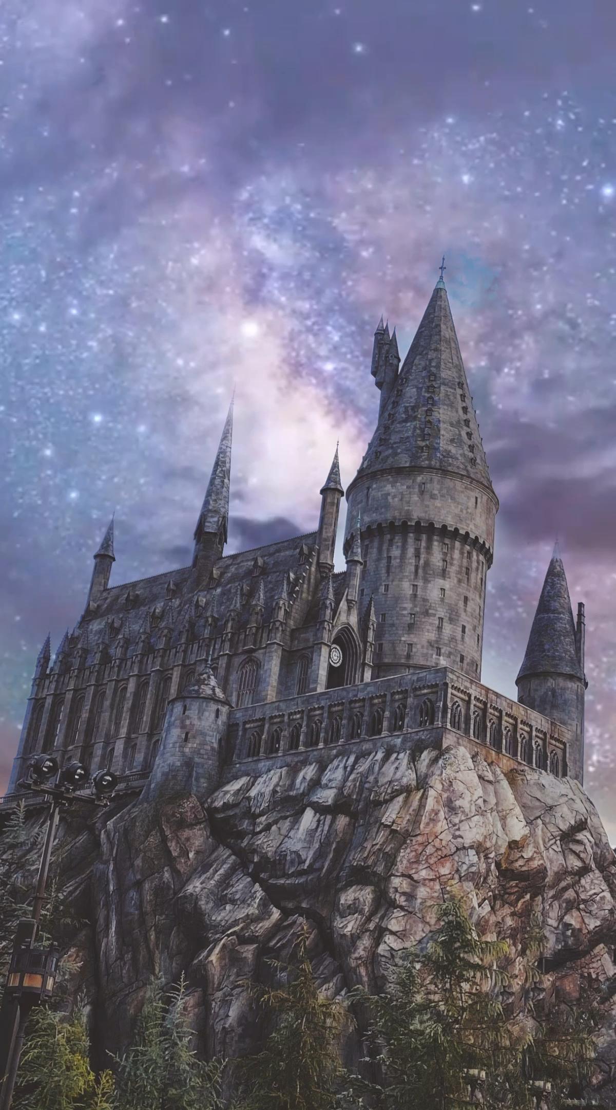 Stars Over Hogwarts