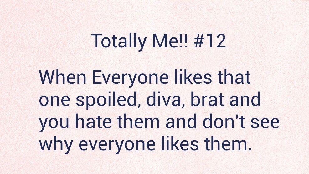 Totally Me!! #12
