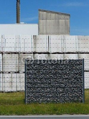 Sandsteinfabrik zwischen Stukenbrock und Augustdorf im Kreis Lippe bei Detmold in Ostwestfalen-Lippe