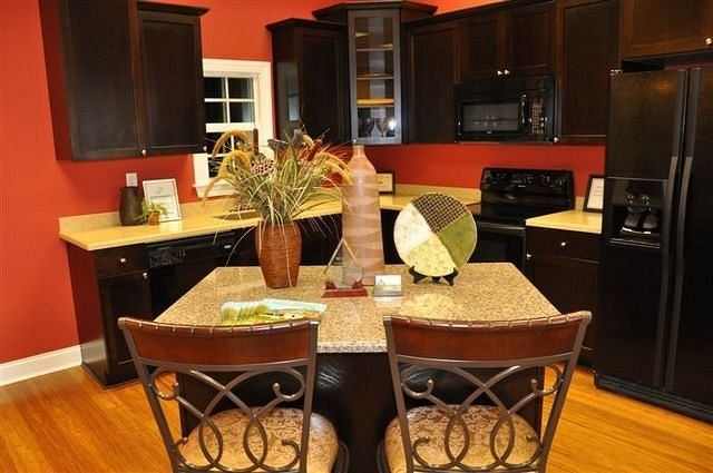 Americas Home Place Custom Kitchen #kitchen #dreamhome